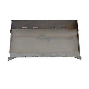 caixa de brasas para churrasqueira bruce inox mod b40 caixa de brasas b40