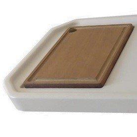 mesa nautica fibra 45 x 80 haste de inox altura regulavel unico tabua mesa