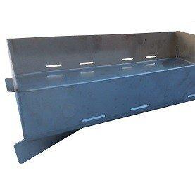 churrasqueira nautica bruce inox b40 dupla completa para plataforma de lancha unico caixa de brasas